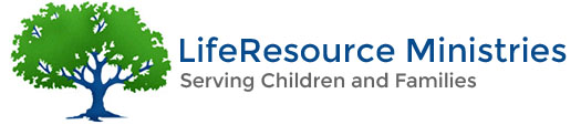 LifeResource Ministries Retina Logo